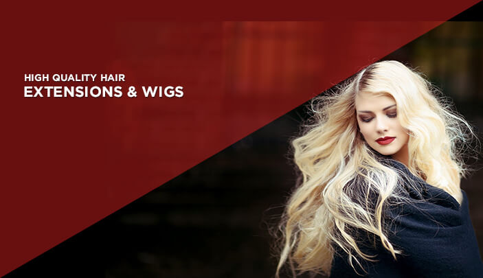 Hair Extension and wigs