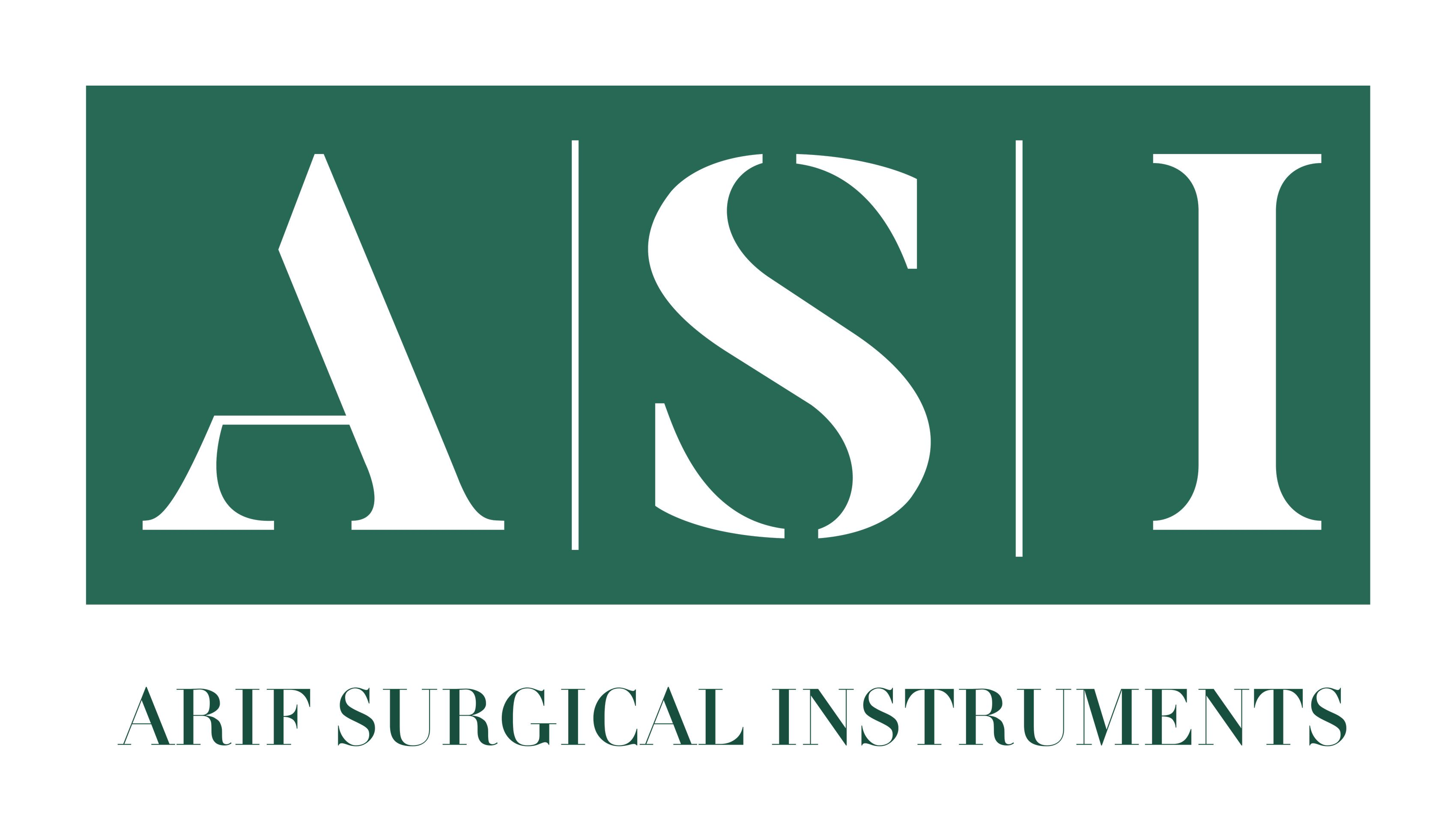 Arif Surgical Instruments