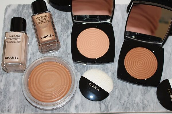 Chanel Les Beiges Healthy Glow Sheer Powder - 12g for sale