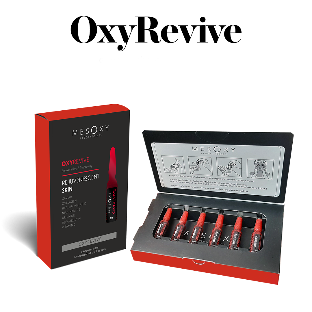 OXYREVIVE | ANTI AGING