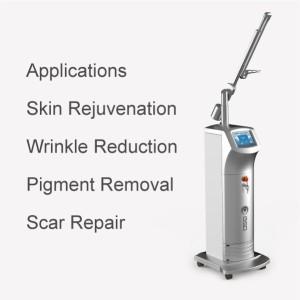 2017 new technology beauty machine cool lifting co2 laser