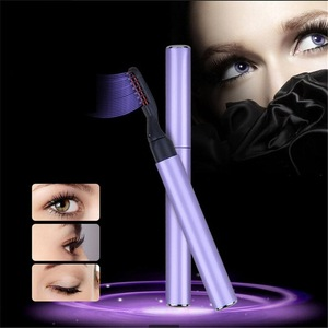 BC-0818 new fashion makeup electric heated eyelash curler for women