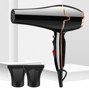 Best selling USA AC hair styling blower ions frizz free hairdryer with diffuser hair drying machine hot and cold hair dryer