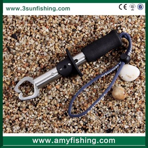 Fishing tackle aluminum fish alloy grip