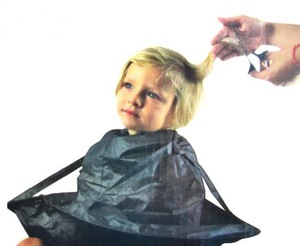 hairdressing cape