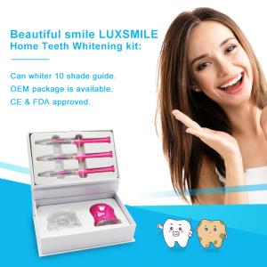 Huaer Innovative Products Zero Sensitivity Home Teeth Whitening Gel Dental Bleaching Kit