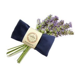 MICROWAVABLE WHEAT LAVENDER THERAPY EYE HEAT PACK PAD AROMATHERAPY HEATING PAD