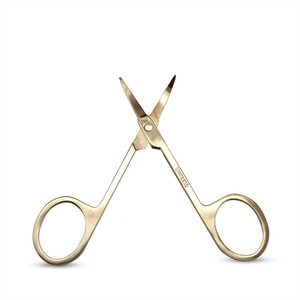 New stainless steel eyelash scissors for eyelash extension