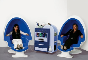 O2LOS oxygen hair care, oxygen skin care and oxygen aroma: the New other hair salon equipment
