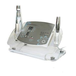 Portable no-needle mesotherapy device