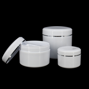 PP Refillable 30g 50g 100g 200g 500g Cosmetic Packaging lotion Cream Jar