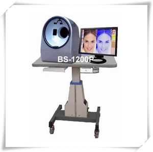 Professional skin analyzer / amazing magic mirror for skin test