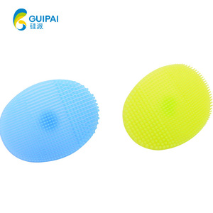 Silicone Face Cleanser Facial Cleansing Brush Gentle Exfoliating Anti-aging Massage Skin Care