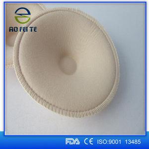 Washable Organic Bamboo Nursing Pads Reusable Breast Pads Bra pads