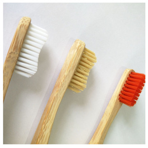 Wholesale Private Label Adults Oral Clean Bamboo Toothbrush