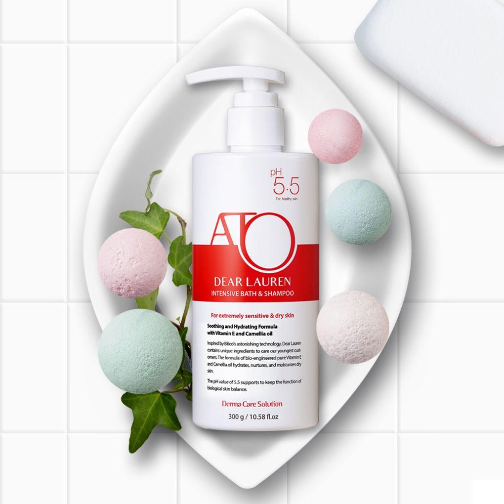 Dear Lauren - Intensive Bath & Shampoo