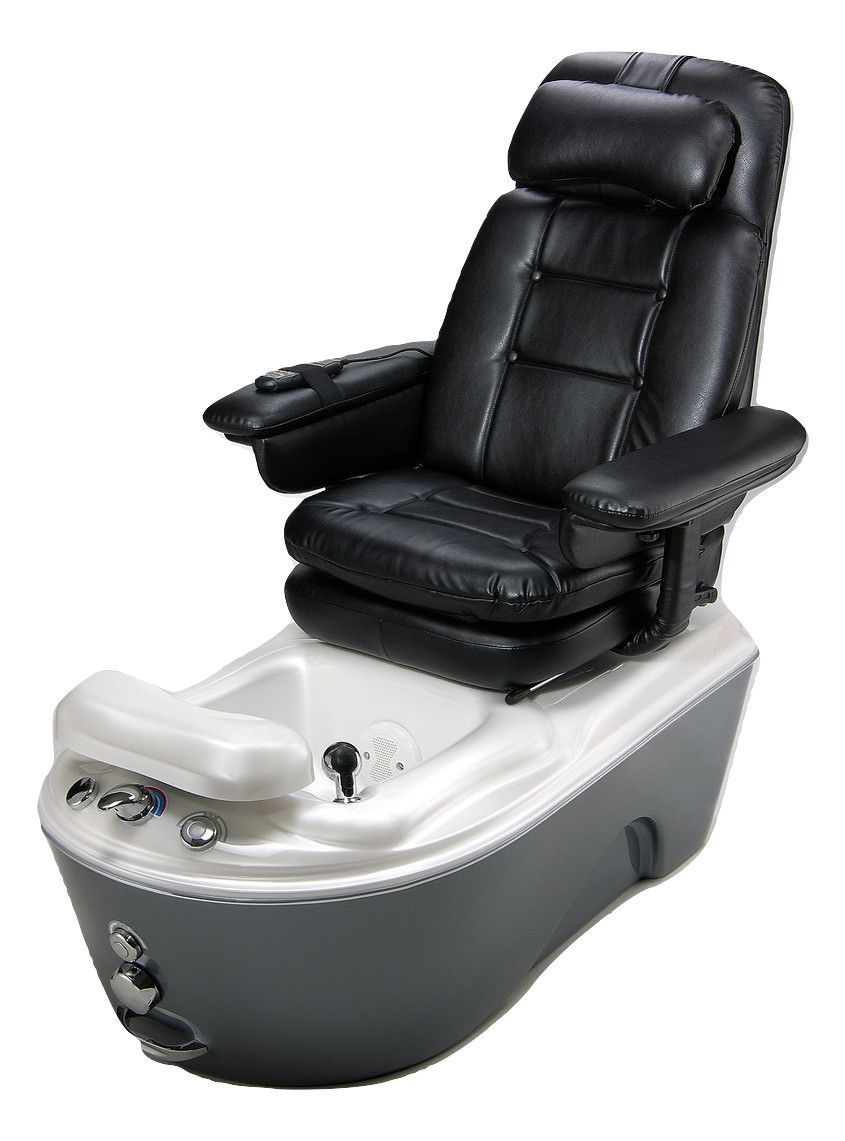 Anzio vibration pedicure spa chair