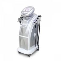 2018 Promotion Rf Vacuum Cavitation System With 7 Handles /Body Slimming Cavitation Machine /Cavitation Rf Vacuum Body Machine