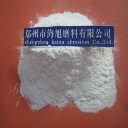 buffing white fused alumina abrasives