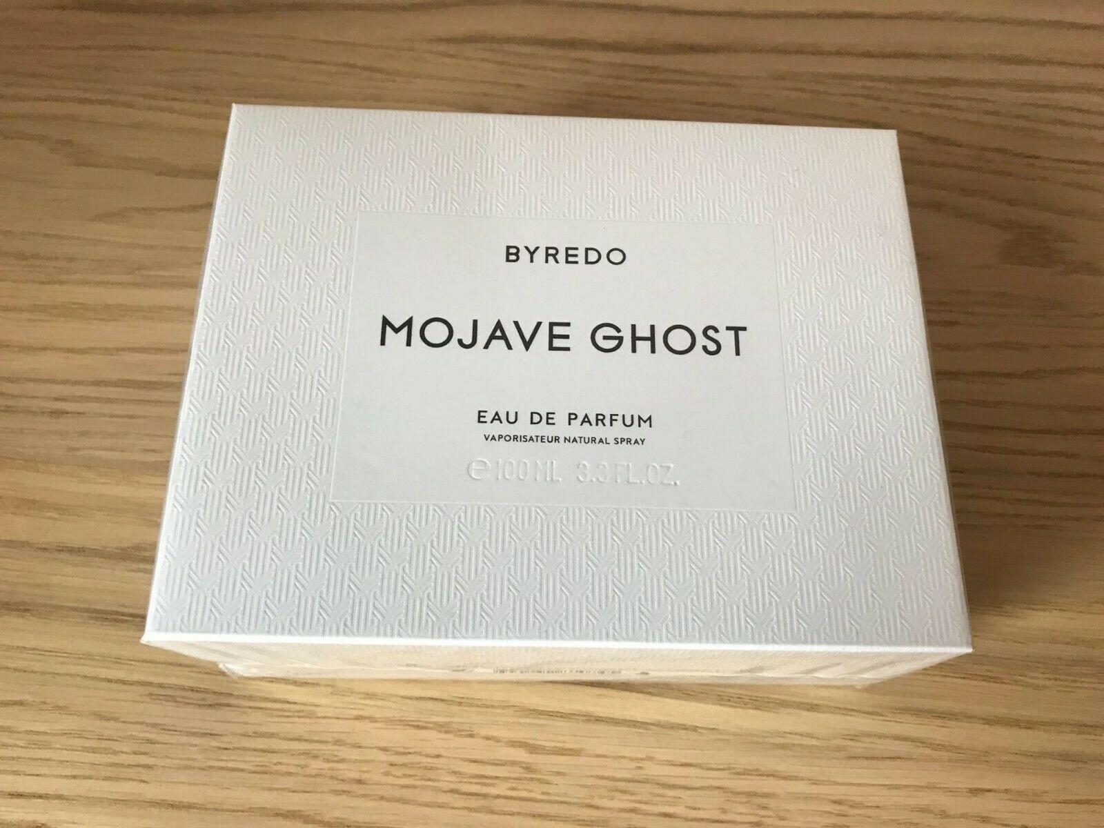 Byredo Mojave Ghost 3.3 Fl.oz | 100 Ml Eau De Parfum New In Box, Sealed, Unisex