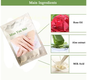 beauty & personal care return baby Hand tender skin hand beauty mask