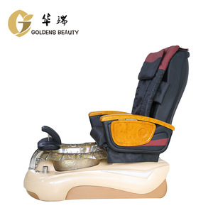 Beauty Salon Equipment Advanced Full Function Massage Spa Pedicure Chair With Timer