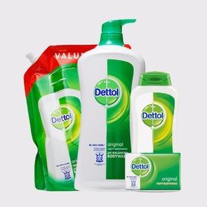 Dettol instant hand wash sanitizer