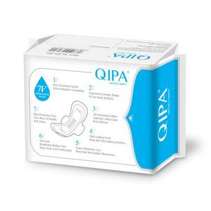 Free samples negative ion anion cotton sanitary napkin lady soft sanitary pad