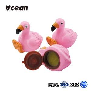 Hot Sales Promotional Items Novelty Unicorn Shaped And Flamingo Lip Balm Product Gift