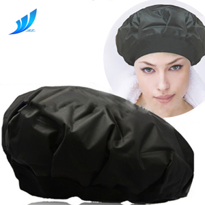 Hot Selling Flexible Physical Soft Hot Cold Pack Heated Conditioning Hot Cold  Gel Cap for Hair Treatment