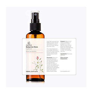 hydrosol floral 100 rose water private label
