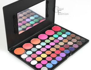 NEW cosmetics 50eyeshadow +6colors blush 56colors makeup sets
