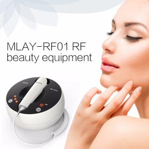 Portable RF Radio Frequency Face Lifting/ Facial Skin Beauty Salon Machine