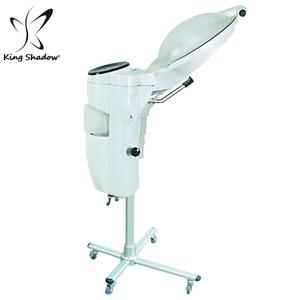 Wall mounted hair dryer steamer hair processors for salon equipment