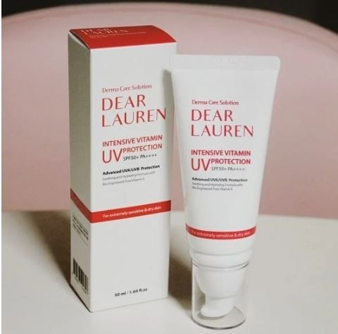Dear Lauren - Intensive UV Protection