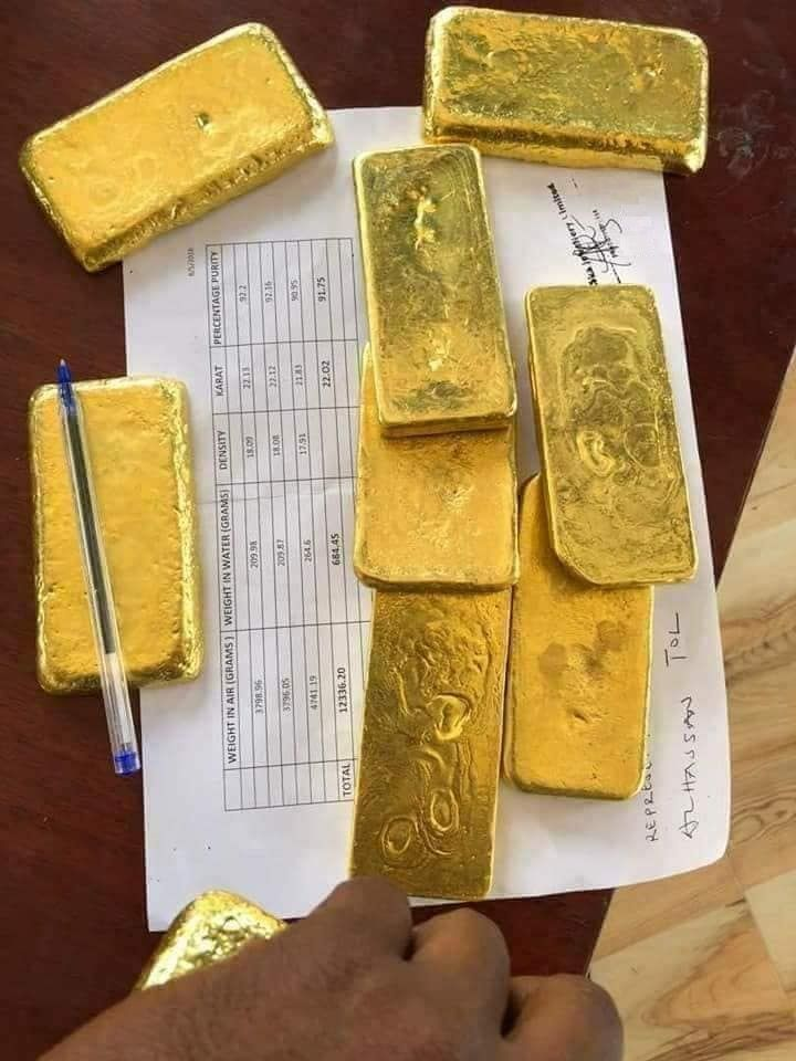 Gold Buyers Wanted