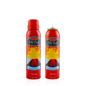 Body Spray Perfume Deodorant Branded 200ml Aluminum Can