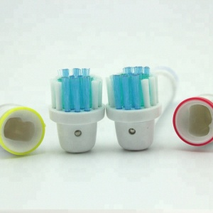 China Expert 10 Years Professional Factory Wholesale  Oral Brush Heads Compatible Changeable Electric Toothbrush Heads