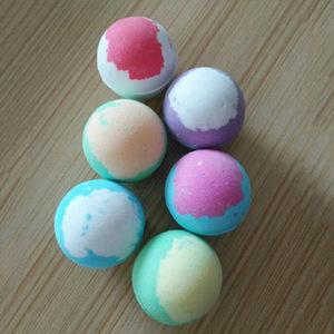 Handmade Colorant Press Custom Bubble Natural Vegan Organic Fizzy Bath  Bombs