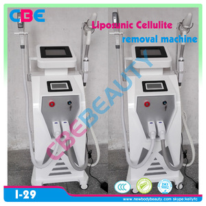 I-29 4in1 OPT E- light IPL RF(cooling+heat) YAG laser hair removal for multi treatments