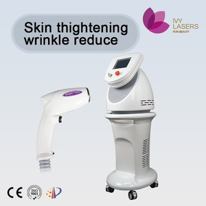 Ivyreal multi-functional Elight RF IPL Nd Yag laser hair removal machine/skin care beauty salon equipment for hair