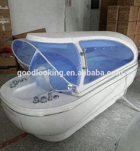 Luxury 3C Dry & Wet hydrotherapy spa professional equipment with CE