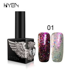 Nail Art Supply 6 Colors 15ml Gel Nailpolish Cheap Wholesale Free ...