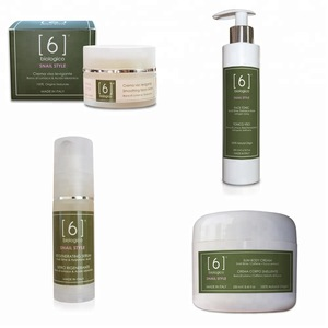 Natural Snail Slime and Cleansing Milk Makeup Remover