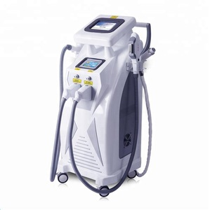 New Multi-function IPL RF Elight Nd Yag 4 in 1 Beauty Equipment Professional Hair Removal Machine for Sale