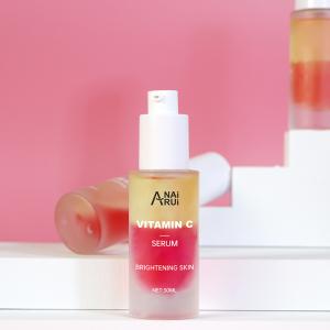 Organic Collagen Rosehip Acid Hyaluronic Anti Aging Wrinkle Whitening Face Serum Facial Aloe Skin Care Vitamin C Serum