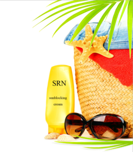 Organic sunscreen/ sunblocking cream anti-uv & anti-sunburn effectively