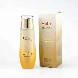 Private Label Skin Brightening And Whitening Brightening Rose Face Care Toner