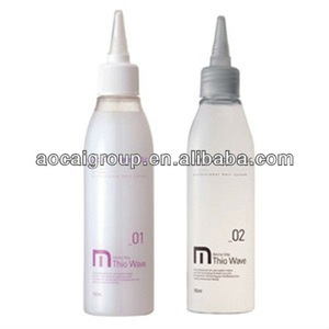 Professional permanent alkaline perm lotions
