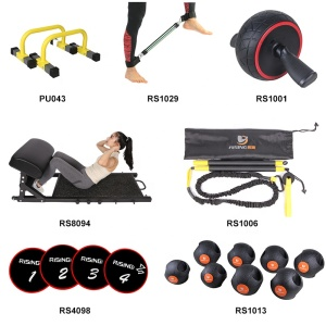 Rising Fitness Equipment Home Exercise Sports  Gym Equipment One-stop solution